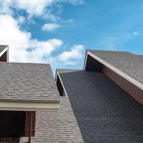 Contemporary Asphalt Shingle Roof